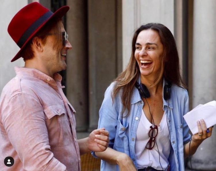 Susana Garcia escreveu texto sobre visita ao ator, internado desde 13 de março | Foto: Reprodução | Redes Sociais - Foto: Reprodução | Redes Sociais