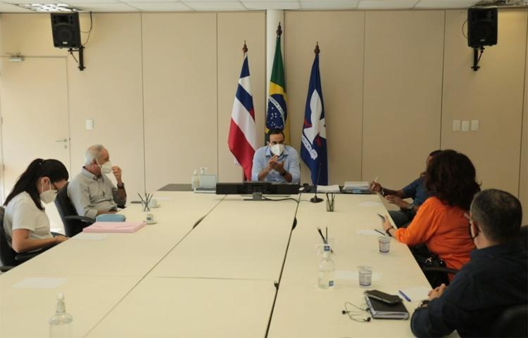Próxima reunião acontecerá na próxima quarta-feira, 05 I Foto: Divulgação - Foto: Divulgação