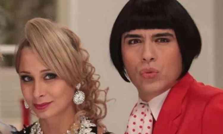 Ator ficou famoso após interpretar papéis do programa de humor Zorra Total | Foto: Reprodução | Rede Globo - Foto: Reprodução | Rede Globo