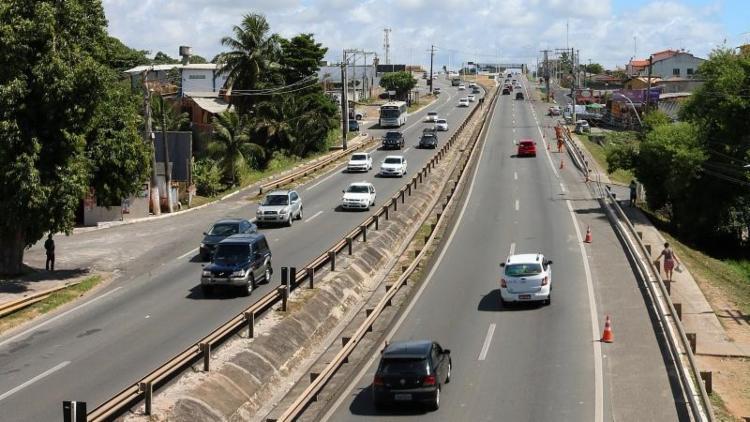 Concessionária reforça que os motoristas redobrem a atenção ao passar pela área | Foto: Divulgação | Agerba - Foto: Divulgação | Agerba