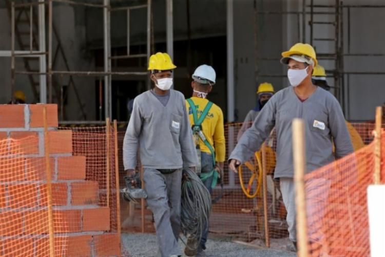 Bahia lidera geração de emprego no Nordeste em março de 2021   Foto: Camila Souza   Gov-BA - Foto: Camila Souza   GOVBA
