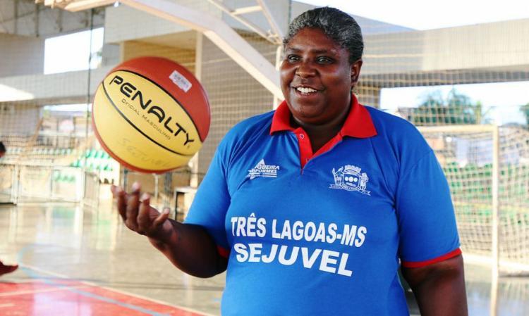 Ex-atleta estava internada desde o final de março em Três Lagoas (MS)   Foto: Divulgação   Prefeitura Três Lagoas - Foto: Divulgação   Prefeitura Três Lagoas