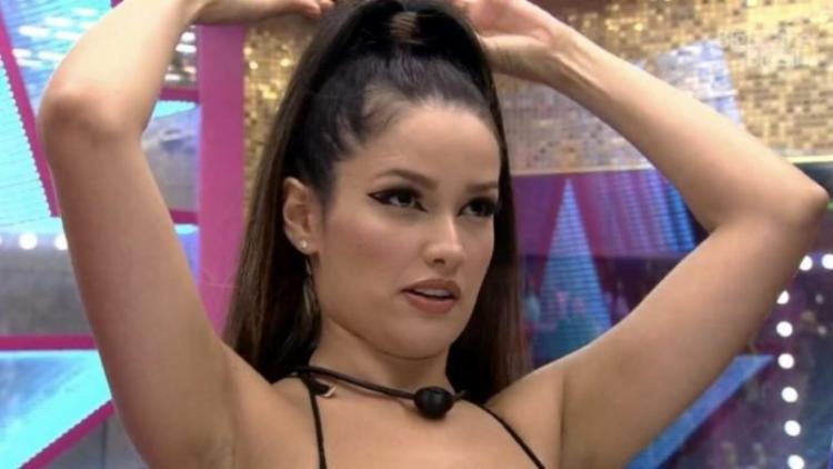 Participante mais seguida no reality, ela se tornou musa para vários artistas | Foto: Reprodução | TV Globo - Foto: Reprodução | TV Globo