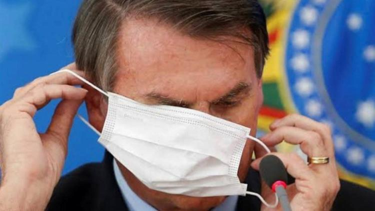 Bolsonaro também voltou a questionar o número de óbitos causados pela doença I Foto: Reprodução - Foto: Reprodução