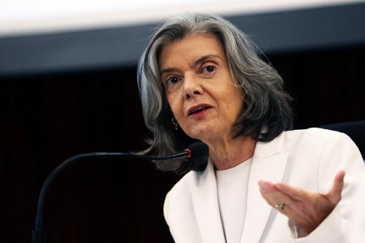 Com o voto da ministra Cármen Lúcia, o placar foi a 6x2 pela manutenção da restrição - Foto: Divulgação