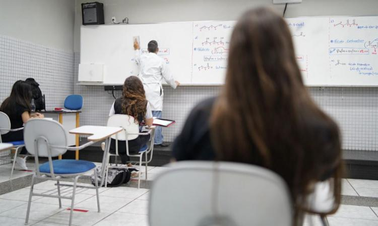 Suspensão de aulas presenciais foi uma das causas | Foto: Studio Formatura | Galois - Foto: Studio Formatura | Galois