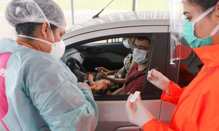 Atualmente, a taxa de letalidade da doença corresponde a 2,16% de todos os casos   Foto: Divulgação - Foto: Divulgação