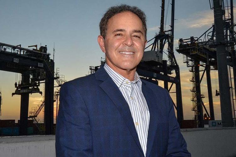 Demir Lourenço, diretor-executivo do Tecon Salvador, unidade de negócios da Wilson Sons | Foto: Divulgação - Foto: Divulgação
