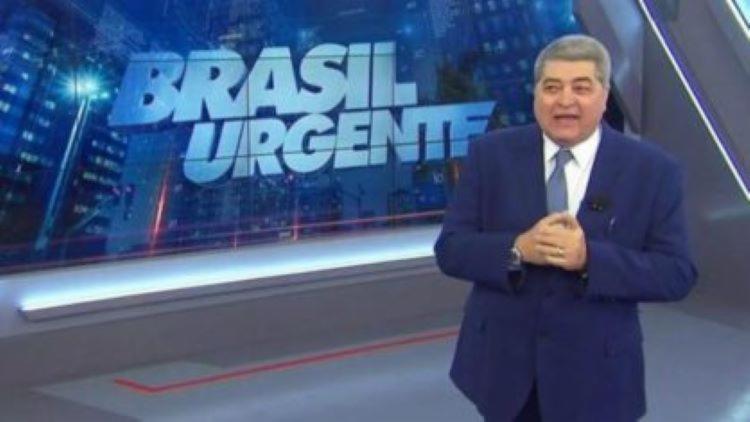 """Após noticiar a ligação entre Bolsonaro e o senador Jorge Kajuru (Cidadania-GO), Datena afirmou que o presidente """"agrediu a democracia"""" I Foto: Reprodução - Foto: Reprodução"""