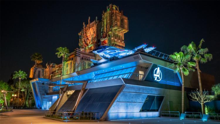 Novo parque da Disney se chamará 'Avenger Campus' I Foto: Divulgação - Foto: Divulgação