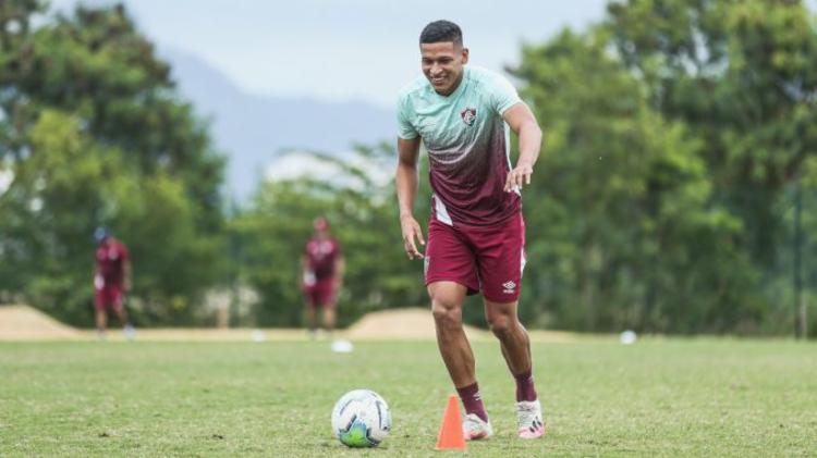 Jogador não conseguiu se firmar no time carioca | Foto: Lucas Merçon | Fluminense - Foto: Lucas Merçon | Fluminense
