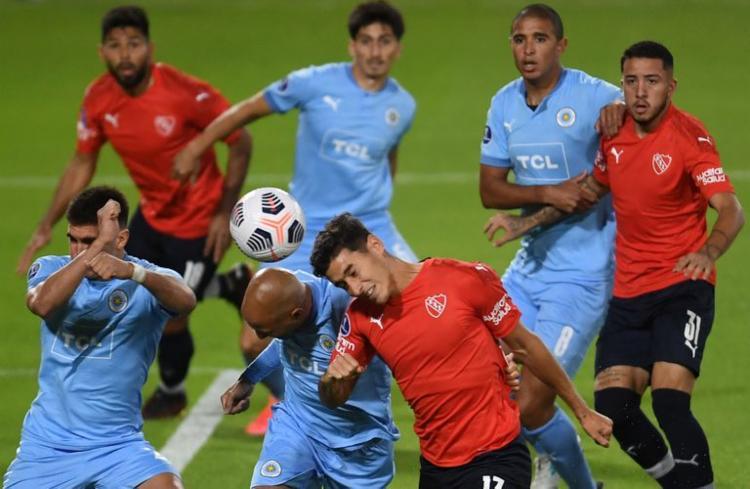 Bahia e Independiente se enfrentam na próxima rodada pela liderança do Grupo B | Foto: Reprodução | Twitter - Foto: Reprodução | Twitter