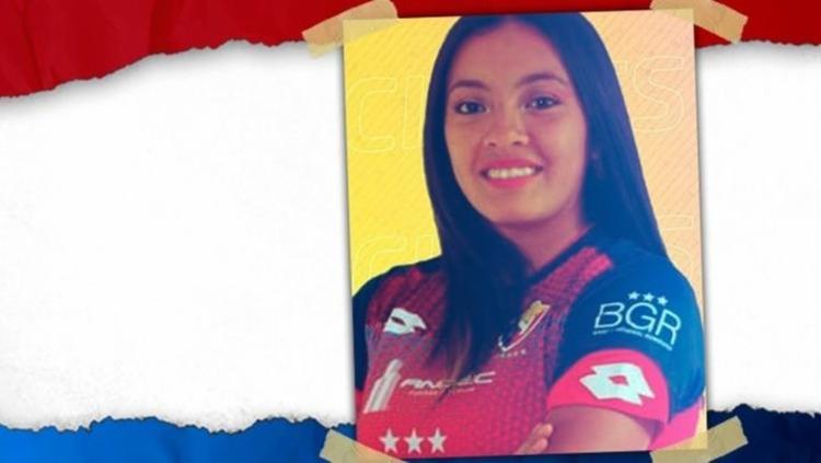 Ari Lomas tem apenas 19 anos e chega ao Tricolor após se destacar com a camisa do El Nacional   Foto: Divulgação   EC Bahia - Foto: Divulgação   EC Bahia
