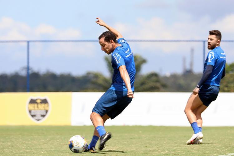 Perto do gol, Rodriguinho teve boas atuações na temporada 2021 | Foto: Felipe Oliveira | EC Bahia - Foto: Felipe Oliveira | EC Bahia