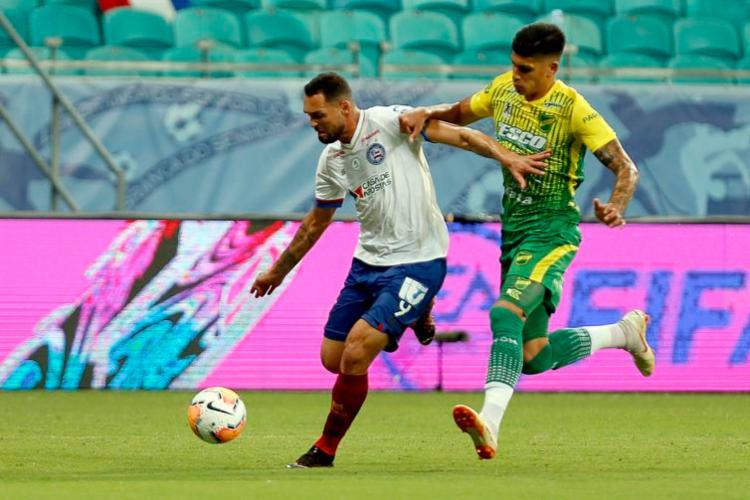 Tricolor segue em busca do título nesta temporada | Foto: Felipe Oliveira | E.C.Bahia - Foto: Felipe Oliveira | E.C.Bahia