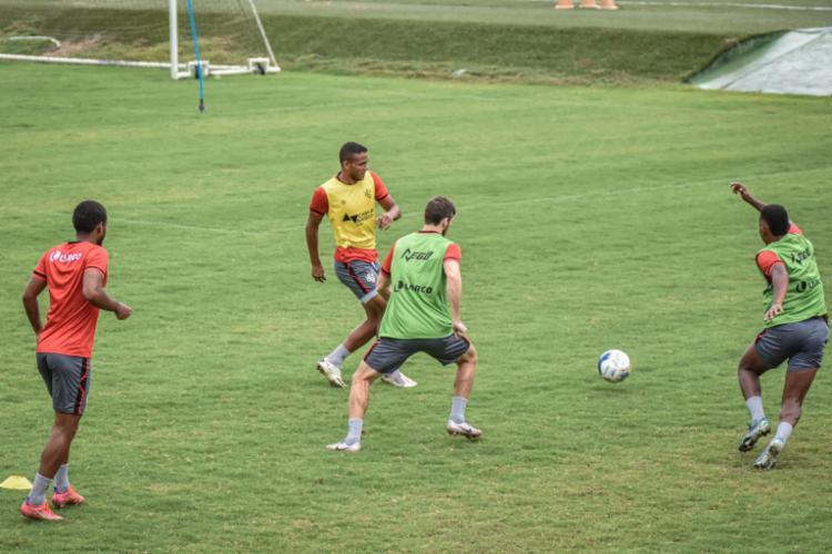 Leão agora muda a chave e foca na Copa do Nordeste   Foto: Pietro Carpi   E.C.Vitória - Foto: Pietro Carpi   E.C.Vitória
