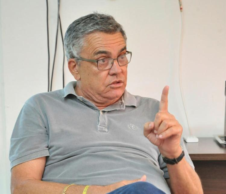Paulo Carneiro foi eleito de novo em 2019 | Foto: Felipe Iruatã | Ag. A TARDE - Foto: Felipe Iruatã | Ag. A TARDE