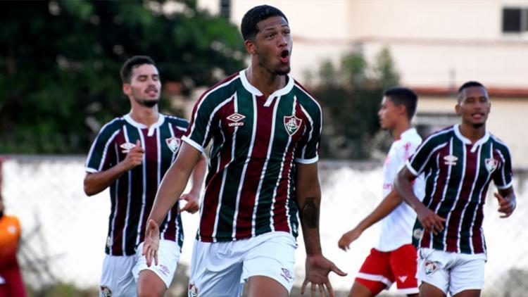 Samuel Granada, de 20 anos, chegaria ao Leão por empréstimo até o fim do Brasileirão Série B | Foto: Mailson Santana | Fluminense - Foto: Mailson Santana | Fluminense