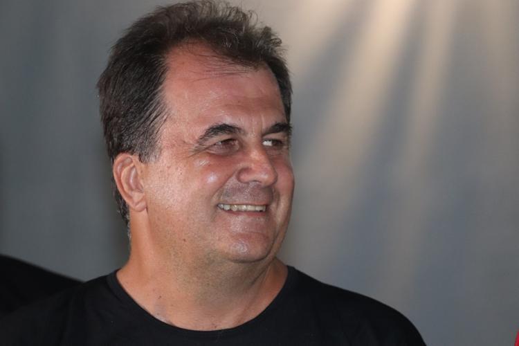 Atual presidente do Conselho Deliberativo ainda confirmou acerto com dupla da Caldense | Foto: Maurícia da Matta | EC Vitória - Foto: Maurícia da Matta | EC Vitória