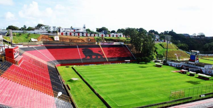 A partida será às 19h30, no Estádio Manoel Barradas (Barradão) | Foto: Reprodução - Foto: Reprodução