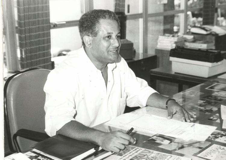 O jornalista Eliezer Varjão foi chefe de reportagem de A TARDE | Foto: Arquivo A TARDE - Foto: Arquivo A TARDE