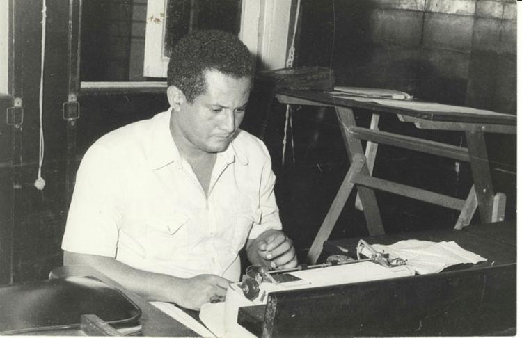 Eliezer Varjão, bom jornalista e bom amigo que se vai | Foto: Arquivo A TARDE - Foto: Arquivo A TARDE