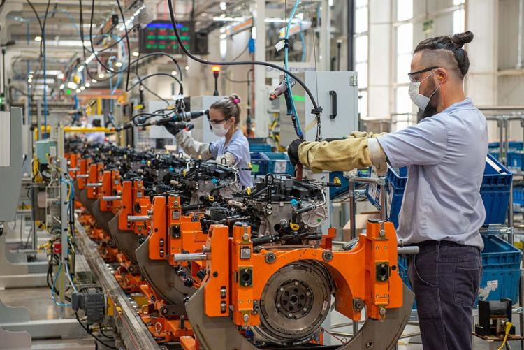 A falta de componentes está paralisando a indústria global | Foto: Divulgação - Foto: Divulgação