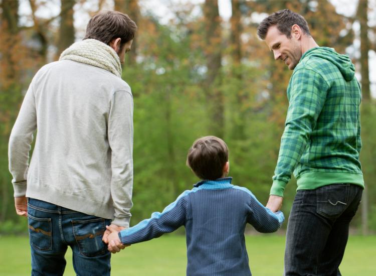 Casais homoafetivos masculinos podem utilizar da barriga solidária | Foto: Reprodução - Foto: Reprodução