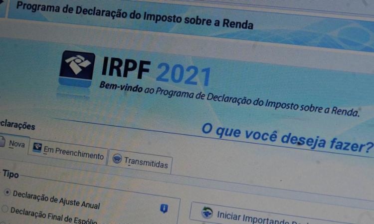 Na Bahia, até as 16h, foram entregues, segundo a Receita Federal, 1.025.490 declarações do IRPF 2021 I Foto: Agência Brasil - Foto: Marcello Casal Jr | Agência Brasil