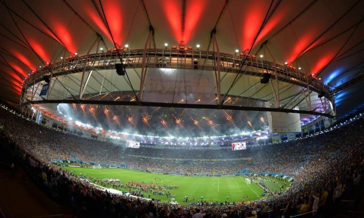 Estádio teve o nome mantido | Foto: Gabriel Bouys | AFP - Foto: Gabriel Bouys | AFP