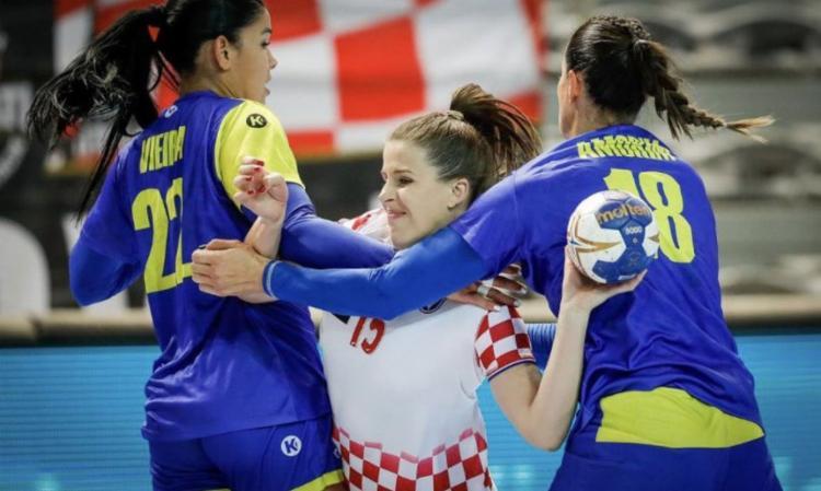 Seleção feminina não se reunia para jogar há mais de um ano | Foto: Reprodução Twitter | Time Brasil - Foto: Reprodução Twitter | Time Brasil