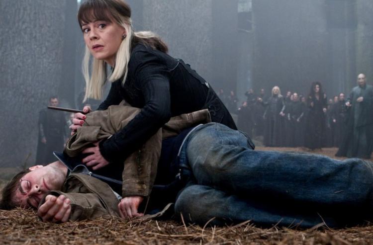 Helen McCrory em 'Harry Potter' I Foto: Divulgação - Foto: Divulgação