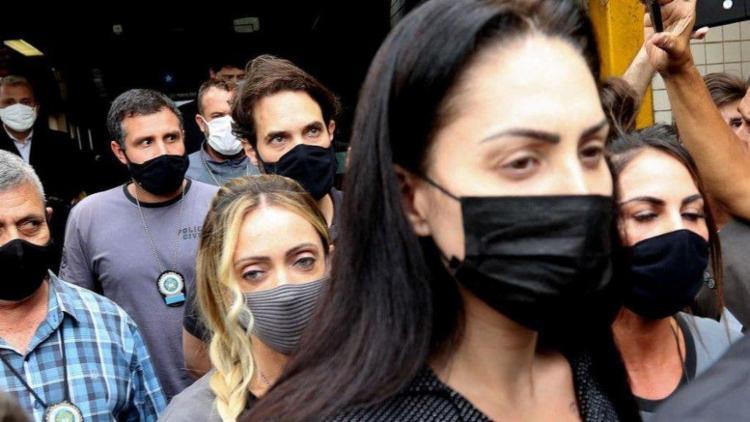 Monique e Jairinho foram presos no último dia 8, acusados de atrapalhar a investigação   Foto: Reprodução - Foto: Reprodução