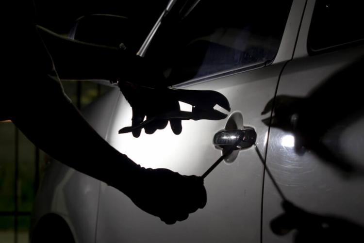 Homem usava chave artesanal (tipo mixa) para realizar furtos   Foto: Divulgação - Foto: Divulgação