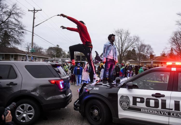 Caso gerou onda de protestos contra a polícia - Foto: Stephen Maturen | Getty Images via AFP