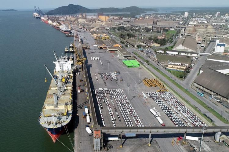 Relatório apontou que o agora ex-chefe do Ibama reforçou a fiscalização no Porto de Paranaguá e de pedir melhores condições de trabalho | Foto: Reprodução - Foto: Reprodução