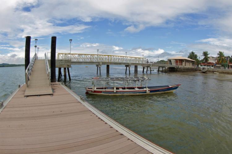 Intervenções integram o pacote de 13 intervenções de infraestrutura náutica na Baía de Todos-os-Santos | Foto: Fernando Vivas | GOVBA - Foto: Fernando Vivas | GOVBA