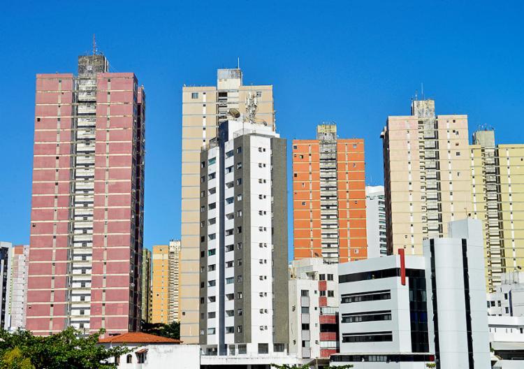 Imóveis no bairro da Pituba | Foto: Shirley Stolze | Ag. A TARDE - Foto: Shirley Stolze | Ag. A TARDE