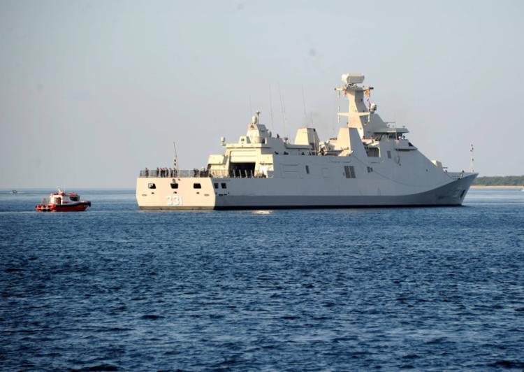 A Marinha da Indonésia anunciou, neste domingo, que encontrou o submarino desaparecido - Foto: SONNY TUMBELAKA / AFP
