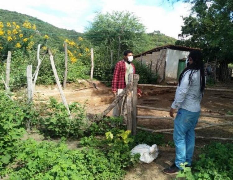 Contemplados se tornaram aptos a realizarem o cadastro de território de comunidades tradicionais   Foto: Divulgação - Foto: Divulgação
