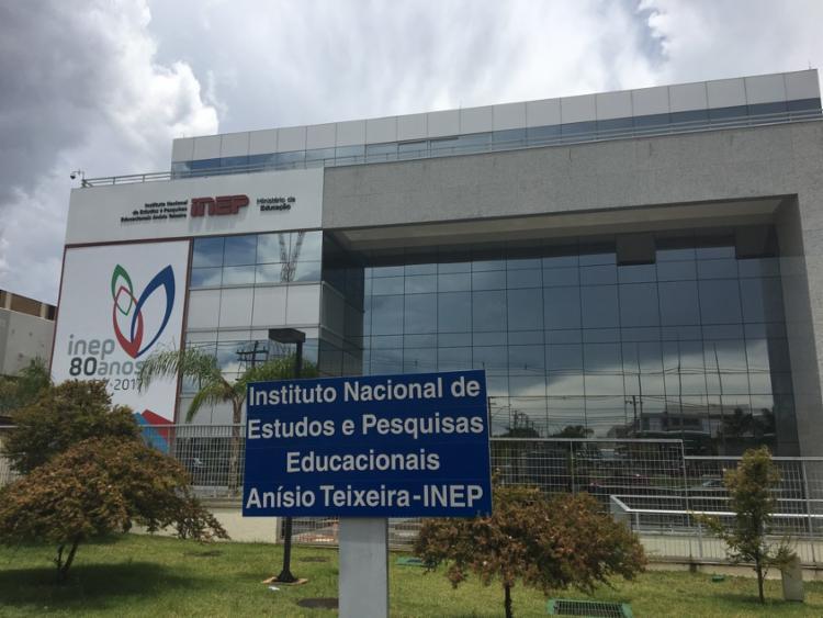 Vinculado ao Ministério da Educação, Inep é responsável por Enem e outras avaliações - Foto: Inep | MEC