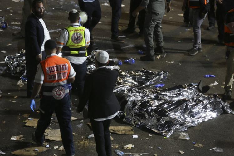 Tumulto teria ocorrido após a meia-noite, causando pânico e ligações para equipes de emergência | Foto: David Cohen | AFP - Foto: David Cohen | AFP