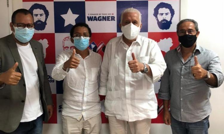 Reunião tratou de projetos para a Bahia e Salvador - Foto: Divulgação