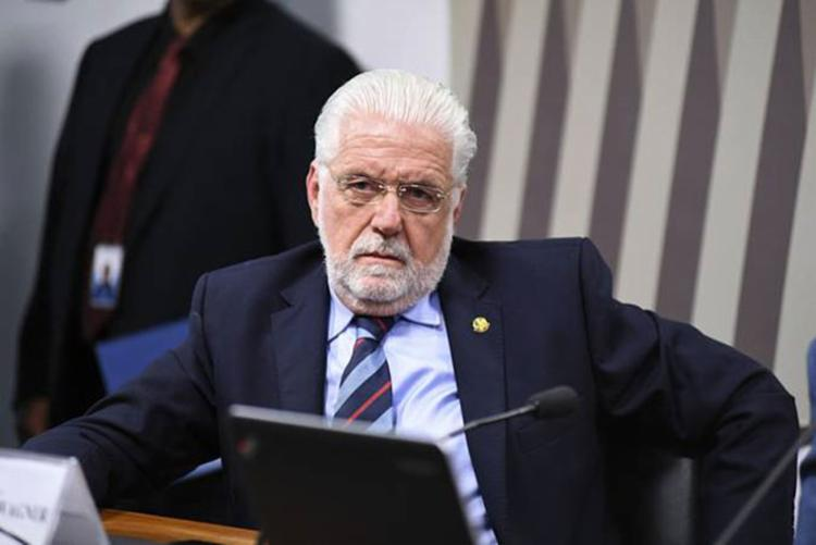Jaques Wagner é amigo pessoal de Lula e admite que fala com ele toda semana | Foto: Jefferson Rudy | Agência Senado - Foto: Jefferson Rudy | Agência Senado