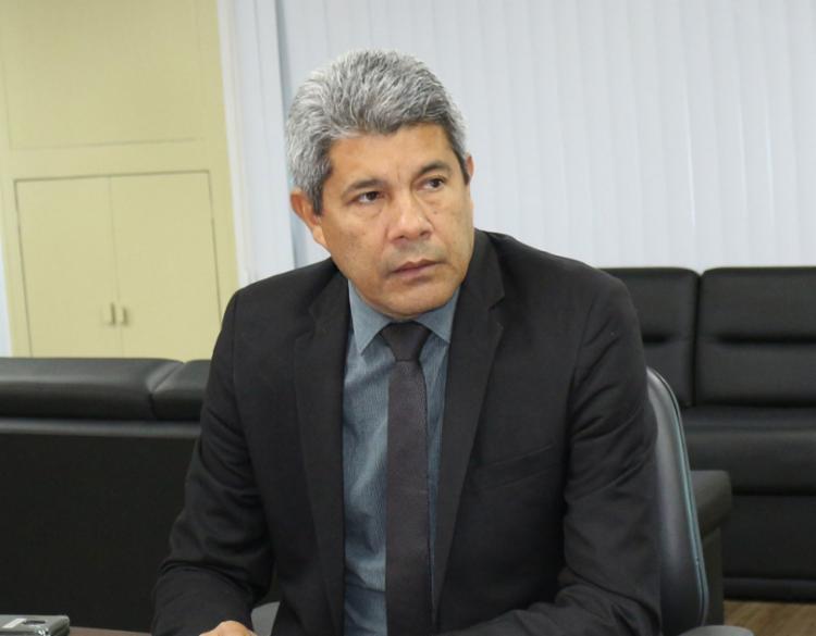 Jerônimo Rodrigues afirmou que proposta fere autonomia de estados e municípios / Foto: Claudionor Junior | Ascom - Foto: Claudionor Junior | Ascom