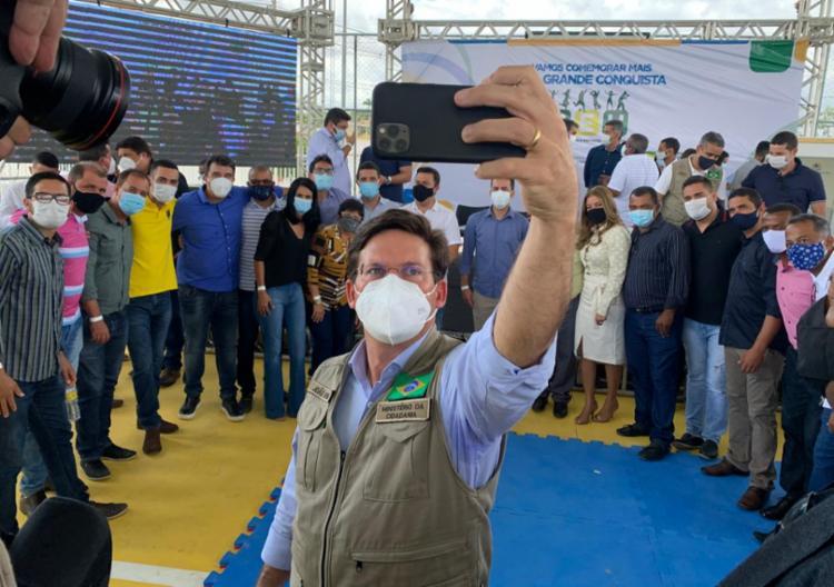 Para Roma, os gestores municipais estão imbuídos no objetivo de trabalhar em cooperação com o governo federal. Foto: Divulgação - Foto: Divulgação