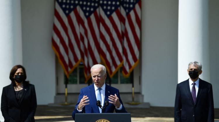 Biden classificou como