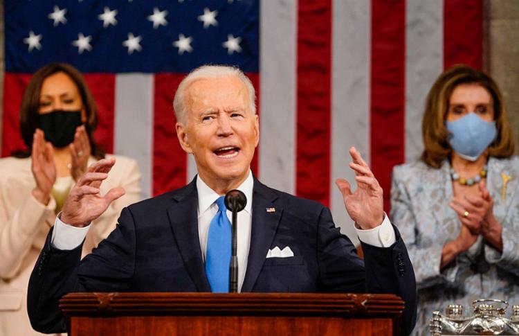 Presidente dos EUA tem janela estreita para aprovar grandes projetos | Foto: Melina Mara | AFP - Foto: Melina Mara | AFP