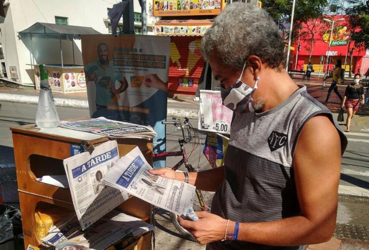 Presidente Bolsonaro sancionou Lei de Licitações e vetou obrigação de publicar editais em jornais | Foto: Rogério Santos | Ag. A TARDE | 17.9.2020 - Foto: Rogério Santos | Ag A TARDE | 17.9.2020