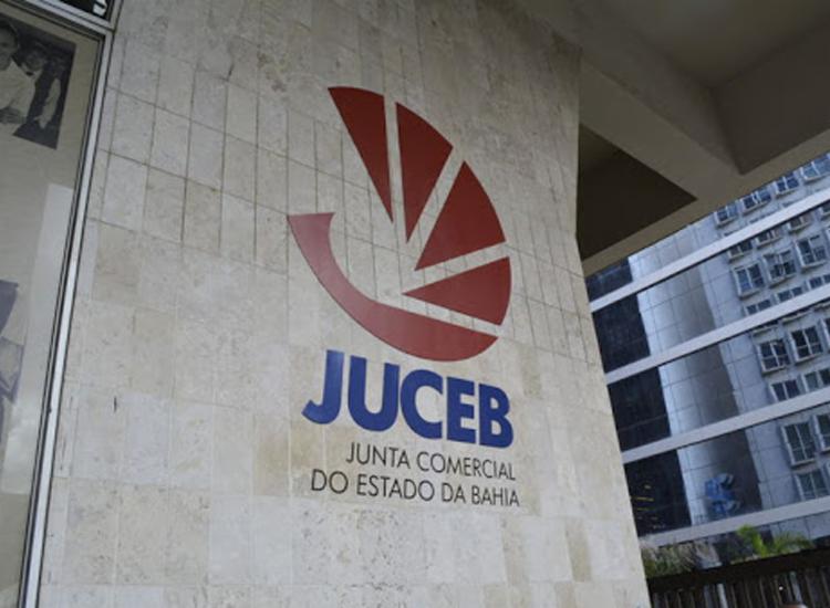 Dados foram divulgados pela Junta Comercial do Estado da Bahia (Juceb) | Foto: Divulgação | Juceb - Foto: Divulgação | Juceb